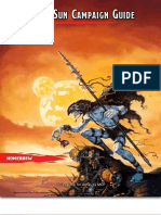 Dark Sun Player's Guide 5th Edition D&D _ GM Binder