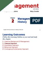 Bab 2 Sejarah Manajemen