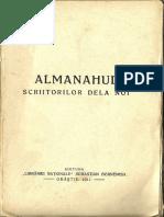 Sebastian Bornemisa - Almanahul Scriitorilor de La Noi