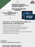 3. Sistemas de Información UNIDAD 3.1
