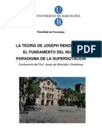 El fundamento del nuevo paradigma, universita de barcelona