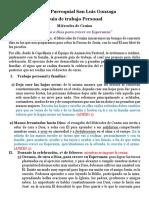 EUCARISTIA MIERCOLES DE CENIZA PRIMARIA