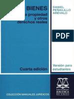 Los Bienes, la propiedad y otros derechos reales - Daniel Peñailillo