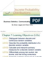 Chapter 5 Discrete Probability Distribution