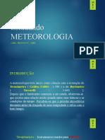 Bloco IV - Meteorologia - Cms