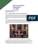 Sspx Rome Pilgramage