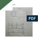 Mapa de transição e código ladder