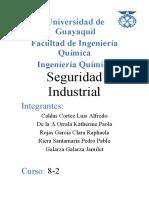 Preguntas de seguridad industrial