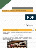 S12_PPT_Integración por Sustitución Algebraica_VIDEO CLASE