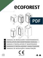Manual de instalacion Keops