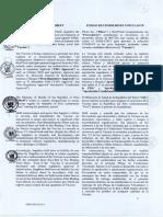 Pliego de condiciones vinculantes de Pfizer y Biontech