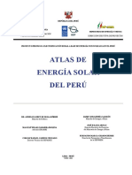 Atlas de Radiacion Solar