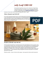 Where can i buy Remedy Leaf CBD Oil Read Reviews & Scam!