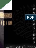 Invocations du Hajj et de la Omra