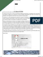 (BIM Et Maquette Numérique. Découvrir Et Apprendre Sur Objectif BIM)