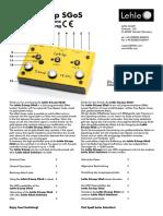 Lehle-D.Loop-SGoS manual