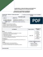 Planeación Ciencias II (Física) Segundo Trimestre 2020-2021