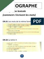 Francais Astuces - Orthographe