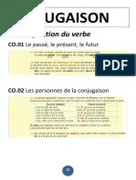 Francais Astuces - Conjugaison