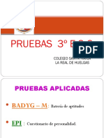 BADYG - HUELGAS