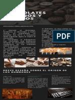 Chocolates Rellenos y Macizos Infografia