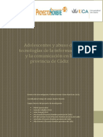 Informe Proyecto Hombre Final ISSN
