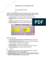 PSIQUIATRÍA FORENSE.TEMA 6 INFORMACIÓN Y COMUNICACIÓN TESTIMONIAL