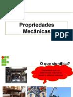 5 - Propriedades Dos Materiais Mecanica 2016 Inc