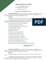 Decretos de 19 de Fevereiro de 2021 - Decretos de 19 de Fevereiro de 2021 - Dou - Imprensa Nacional