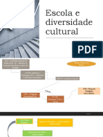 Sobre CulturaEscola e Diversidade Cultural