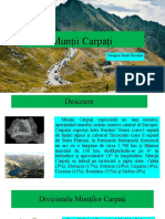 Munții Carpați
