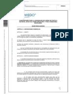 0.1. Bases Reguladoras Ordenanza General de Subvenciones Comedores Escolares y Libros