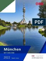 München mit den ÖBB