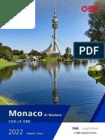 Monaco di Baviera con le OBB