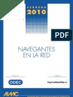 NAVEGANTES EN LA RED 12a encuesta AIMC a usuarios de Internet