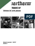 Manual Do Conjunto de Corte Plasma Cnc Hypertherme,
