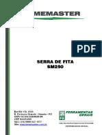 Manual Da Maquina Serra Fita Franho Fm