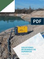 Brochure PAS-VAR centrifugal pumps Spanish