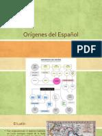 Sesión #3 - Orígenes del Español