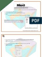 Licencia de Evaluaci midas GTS NX