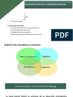 TEMA 6. DESARROLLO SOCIOAFECTIVO EN LA PRIMERA INFANCIA (1)
