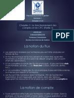 Chapitre 3.Le Fonctionnement Des Comptes Et Du CPC (Partie 1)