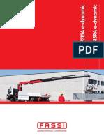 Ficha Tecnica Pluma Fassi F 315 a 2.25