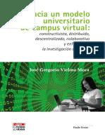 Hacia Un Modelo Universitario de Campus Virtual