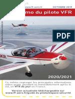 Memo Pilote VFR 09 08 19