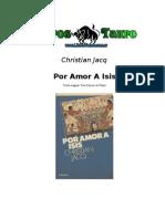 Jacq, Christian - Por Amor A Isis