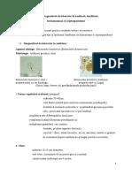LP11 Dg. de laborator în infecțiile cu paraziți unicelulari