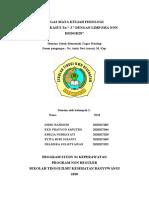 Tugas Fisiologi Kelompok 3 (Gangguan Sistem Endokrin)