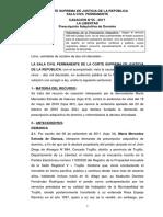 Casación 55-2017 Precsripcion Adquis