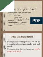 description of place(1)